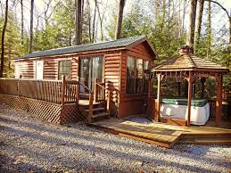 The Dakota Cabin – Campers Paradise Campground & Cabins – Cook
