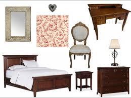 Mirror Chair Chic Ville Table Toscana Btor Curtain Fabric Laura Ashley Bedroom