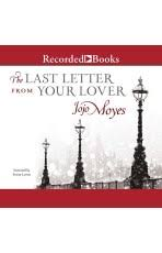 Recorded Books The Last Letter From Your Lover