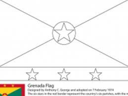 Jamaican Flag Coloring Page Somalia Download Country Flags