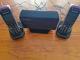 Panasonic KX-TGP500 SIP VOIP Cordless Phone KX-TPA50 Handsets X 2 Panasonic Cordless Phone And Answering Machine With 2 Kxtgf342b Voip Phones Polycom Desktop Conference Kxtgc223als Reviews Productreviewcomau Design Collection Phone Answering Machine Voip8551b Kxtgp550 Sip System Kxtg6822eb Twin Dect Telephone Set Amazonco Officeworks Kxtg5240m 58 Ghz Fhss Gigarange Supreme Expandable Kxtgp0550 For Smb Youtube Kxtgp 500 Buy Ligo Amazoncom Kxtgd220n 60 Digital Corded Home Office Telephones Us