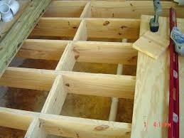 Floor Joist Spacing Shed by 100 Ceiling Joist Spacing Australia Deck Post Spacing