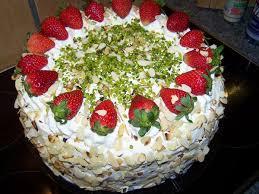erdbeer joghurt torte mit weißer schokolade burgwedel