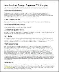 Resume Template Pdf Download Templates Mechanical Engineering