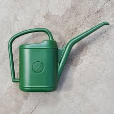 100 Indoor Watering Can Plastic Green