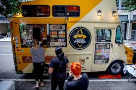 100 Seabirds Food Truck Order Up Trucks Have Multiplied In Seattle And With