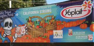 Pumpkin Patch Jefferson Blvd Culver City by Mr Bones Pumpkin Patch Yoplait And Los Angeles Regional Food