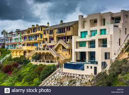 100 Corona Del Mar Apartments Newport Beach California Houses Stock Photos Newport Beach