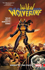 Wcw Halloween Havoc 1991 by All New Wolverine Vol 3 Enemy Of The State Ii Review U2013 Aipt