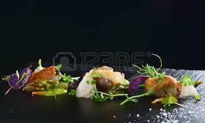 cuisine gourmet molecular high end gastronomy kitchen highend culinary stock