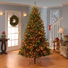 Pre Lit Multicolor Christmas Tree Sale by 8 U0027 10 U0027 High Pre Lit Christmas Trees You U0027ll Love Wayfair