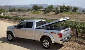 2014 F150 Bed Cover by Leer 750 Sport Tonneau Cover Custom Trucks