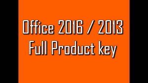 Microsoft fice 2016 Crack Product Key Generator Download [Free]
