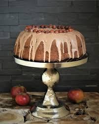 thermomix rezept haselnusskuchen mit apfel und cheesecake