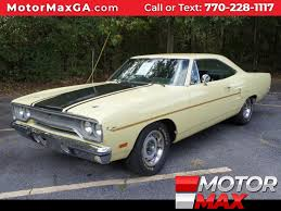 Used 1969 Plymouth Road Runner For Sale - CarGurus