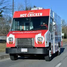 100 Food Trucks In Nashville Hot Chicken Jumps The Shark With KFCs S Truck Tour