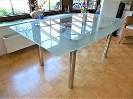 glastisch esstisch möbel gebraucht kaufen in niedersachsen