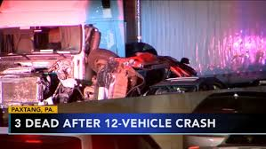 100 Mclane Trucking Truck Driver Faces Charges After 12vehicle Crash Kills 3 6abccom