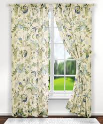Waverly Curtains Christmas Tree Shop by Brissac Floral Grommet Curtain U0026 Valance Collection Paul U0027s Home
