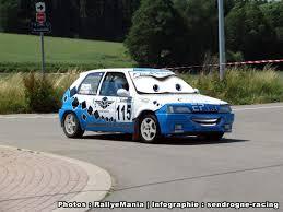deco voiture de rallye deco 106