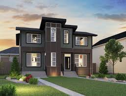 100 Modern Homes Calgary Sequoia Livingston By Brookfield Residential