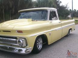 100 1964 Chevy Truck Chevy C10 Pickup Twin Turbo Blown Pro Hot Street Gasser Rod