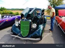 100 Maryland Motor Truck Association FREDERICK MD SEPTEMBER 16 Green Vintage Ford On Sept 16