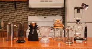 Picture Of Our Immersion Coffee Brewer Lineup