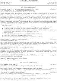 Sample Resume Banking Operations Manager Template For Banker Superb