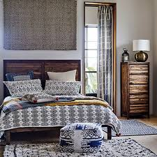 Buy John Lewis Fusion Tangiers Duvet Cover And Pillowcase Set Indigo Single From Our Covers Range At Free Delivery On Orders Over