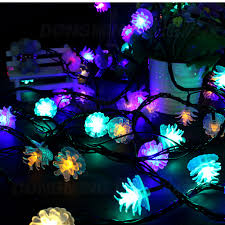 Pine Cone Christmas Tree Lights by Online Get Cheap Pine Tree Light Aliexpress Com Alibaba Group