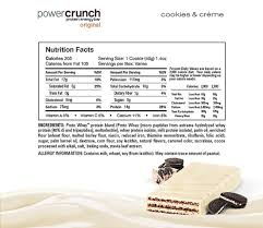 The Unique Cookie Inside Packs Ideal Amount Of Protein While Bringing Out True Meaning Word Crunch In A Deliciously Enticing Snack