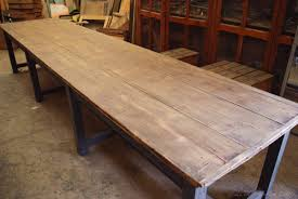 table de cuisine ancienne en bois table en bois table de cuisine rectangulaire maisonjoffrois