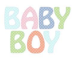Baby Boy Text Clipart Free Stock Public Domain