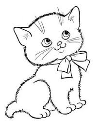 Cat Color Page Animal Coloring Pages Color Plate Coloring Sheet