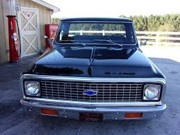 1972 Used CHEVROLET C10 SUPER CHEYENNE At WeBe Autos Serving Long ...