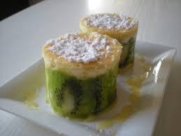 dessert aux kiwis facile kiwis au chocolat ivoire dessert recettes