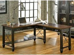 Aspen Home L Shaped Desk by Martin Home Furnishings Home Office Right Hand Facing Open L