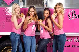 100 Shark Tank Food Truck Babys Badass Burgers Los Angeles 877YOBABYS 8779622297
