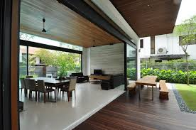 100 Terrace House In Singapore Sunset A_collective ArchDaily