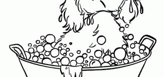 Printable Dog House Coloring Pages