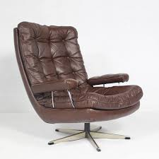 Mid-Century Danish Leather Easy Lounge Chair, 1960s | #103158 Mid Century Modern Lounge Chair Set 4 Eames Soft Pad High Herman Milo Baughman For James Inc Recliner In Original Fabric Arne Vodder France Sons Danish Teak Recling Chairs Midcentury Modern Fniture Ding Target Vintage Mid Century Danish Modern Recliner Lounge Chair Eames Mafia Building A Shaun Boyd Made This Miller White 670 671 Leather Ottoman Chair Png Sling Midcentury Selig Swivel