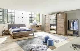 schlafzimmer graphitfarben eichefarben
