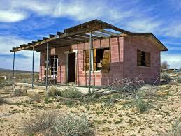 104 Mojave Desert Homes The Last Teads Of Wonder Valley California Bloomberg