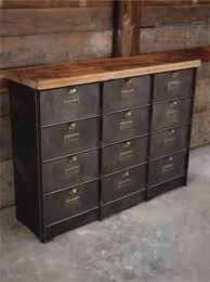 casier de bureau metal meuble industriel casier amandiks