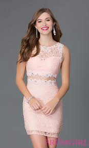 lace cocktail dress homecoming dress promgirl