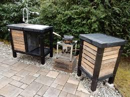 wok küche aussenküche outdoorküche outdoor kitchen