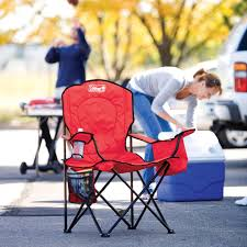 Timber Ridge Camping Chair With Table by Coleman Camping Chairs October 2017