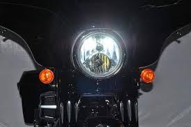 harley davidson glide 8000 lumen dual led headlight bulb