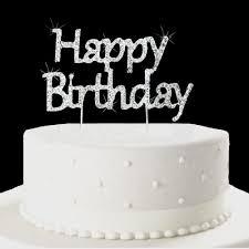 torten topper kuchen aufsatz happy birthday geburtstag